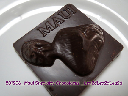 2012年6月 Maui Specialty Chocolates