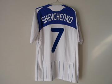 ディナモキエフ09-10(H)#7shevchenko#1