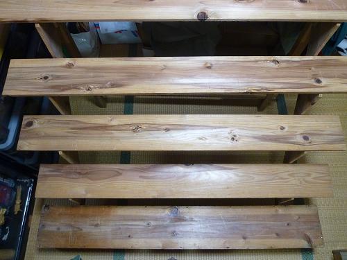 木製ひな壇