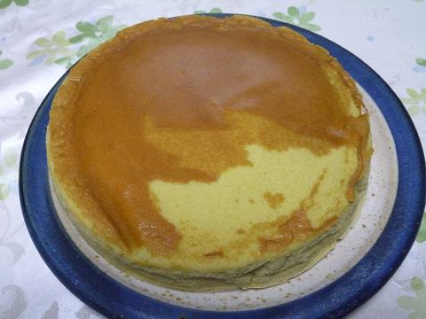 デリシャスチーズケーキ宇治抹茶3