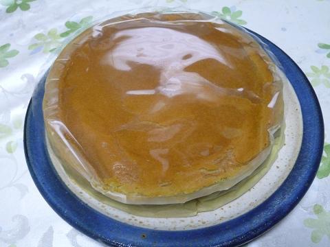 デリシャスチーズケーキ宇治抹茶2
