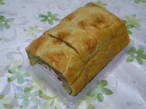 シューロールケーキ抹茶2