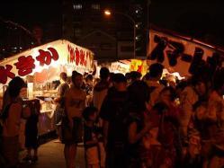 鴉宮夏祭り2010