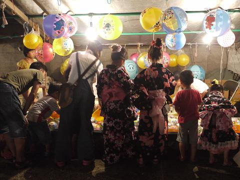 鴉宮夏祭り2010-3