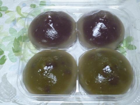 抹茶く葛餅2
