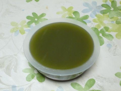 ヤマザキ水ようかん宇治抹茶2