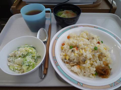 病院食1207昼