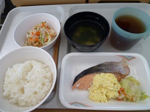 病院食110114昼
