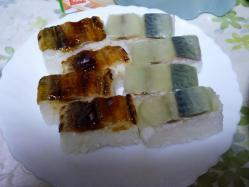 2012誕生日寿司7