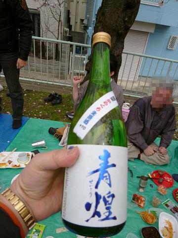 2012関西酒花見持参酒2