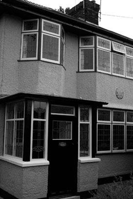 Lennon's house