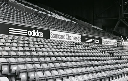 stand of Anfieldroad