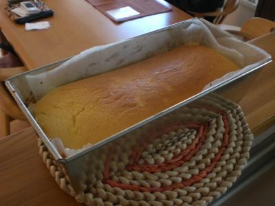 初チーズケーキ1