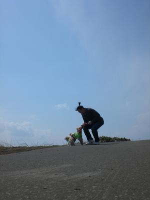 厚田で散歩3