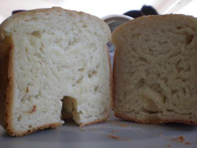 初手作りパン2
