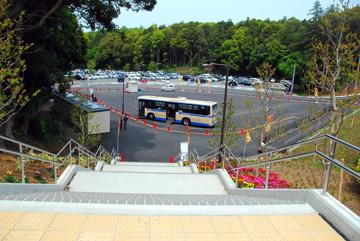 第二駐車場01