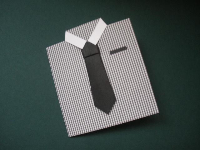クリスマス 折り紙 折り紙 ネクタイ : divulgando.net