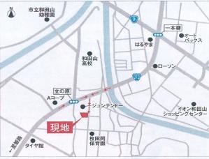 グランフォーレ MAP