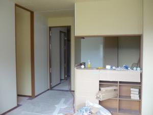 1階-キッチン