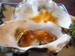 味噌付け牡蠣
