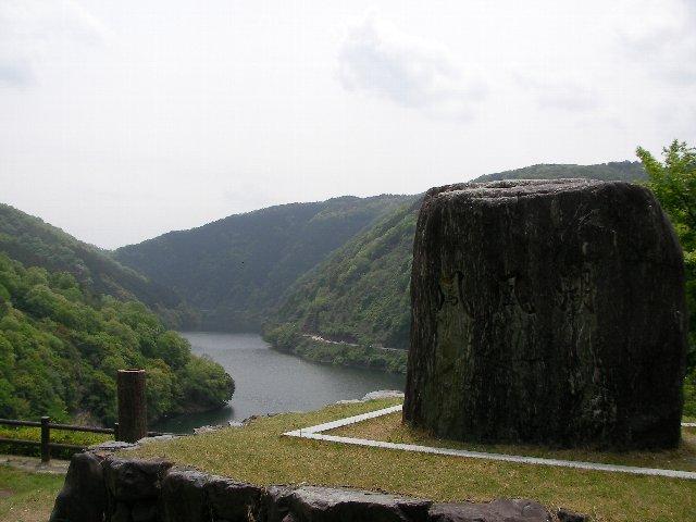 鳳凰湖石碑