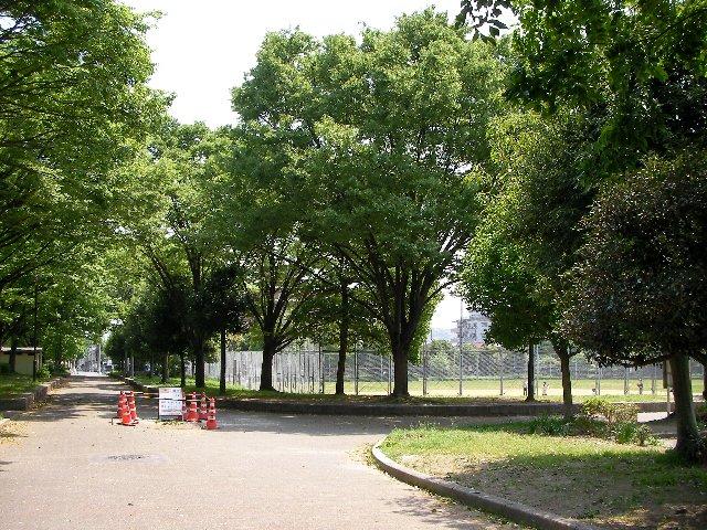 東野公園③