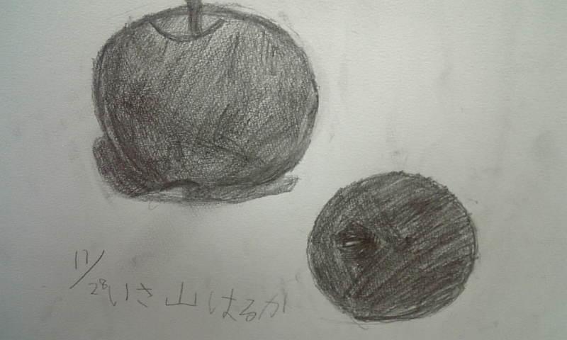 春かリンゴ