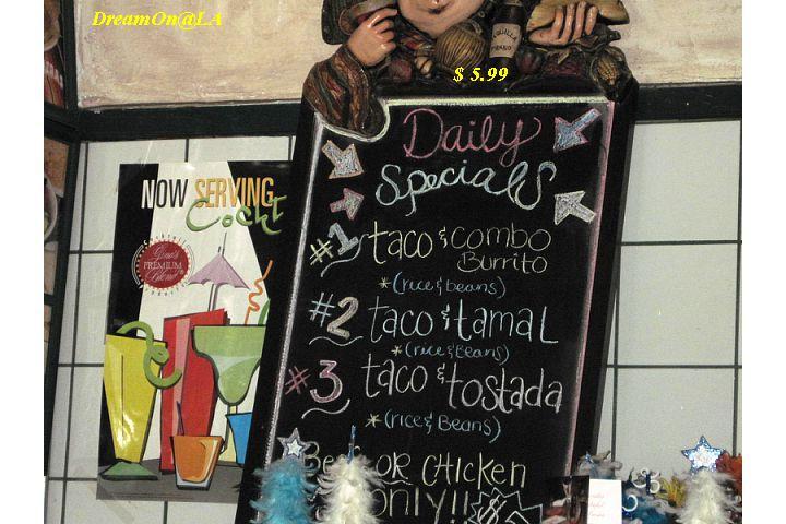 La Unica Mexican Restaurant Lake Elsinore