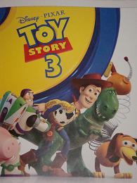 トイストーリー3パンフレット