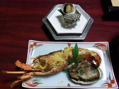 藍風亭 料理2