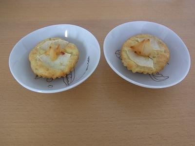 リズサラ用ケーキ