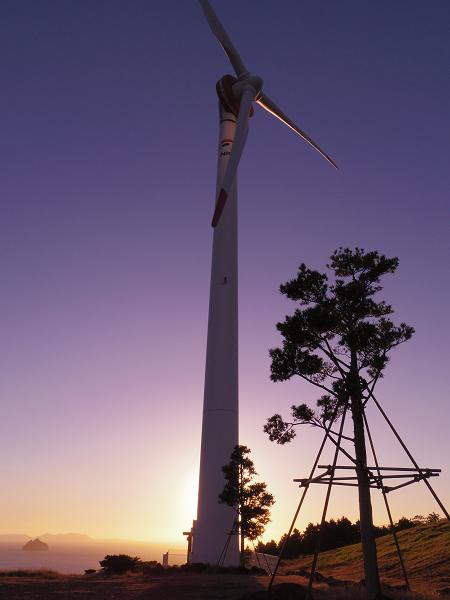 平戸風力発電2