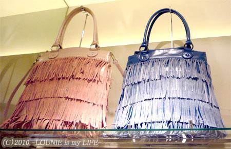 LOUNIE(ルーニィ)通販:LOUNIE(ルーニィ)2010春夏物★3月のジャケットフェアー中のLOUNIE直営店★いろいろ入荷しましたね!♪^^♪