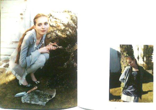 LOUNIE(ルーニィ)通販:Stola.(ストラ)'10春物:BAILA(バイラ)3月号掲載!Love!Stola. vol.1 Stola.の今月の着まわしプラン