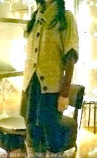 LOUNIE(ルーニィ)通販:Stola.(ストラ)2009秋冬物:ストラ2009秋冬コーディネートでごきげん♪髪を切ってきました~!