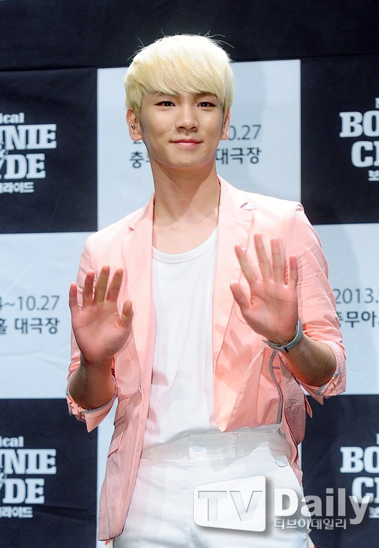 130819 MUSICAL Bonnie Clyde Press Conference newsphoto-8