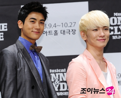 130819 MUSICAL Bonnie Clyde Press Conference newsphoto-10