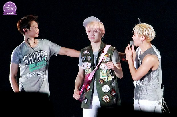 130628 JAPAN ARENA TOUR SHINee WORLD 2013 Boys Meet U newsphoto- 1