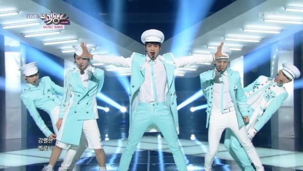 131011 Music Bank - 2