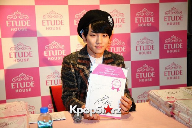 131104 ETUDE HOUSE JAPAN 2nd Anniversary - 5