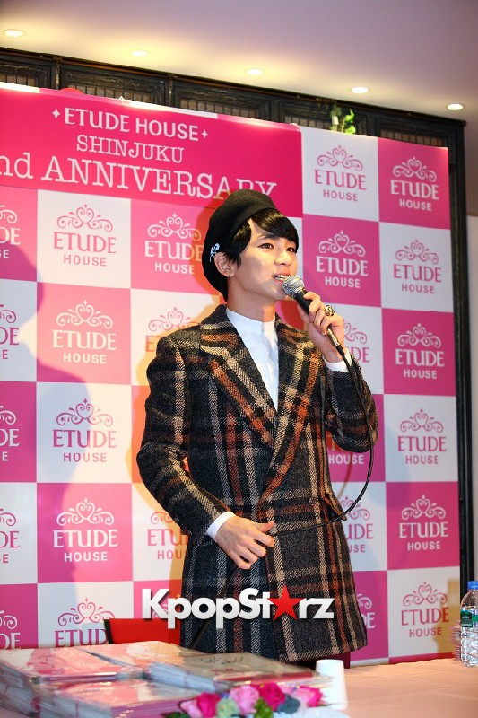 131104 ETUDE HOUSE JAPAN 2nd Anniversary - 8