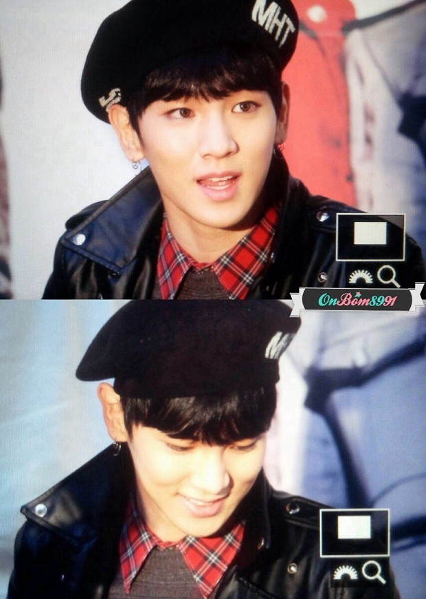 131105 Daejeon Fan sign -2