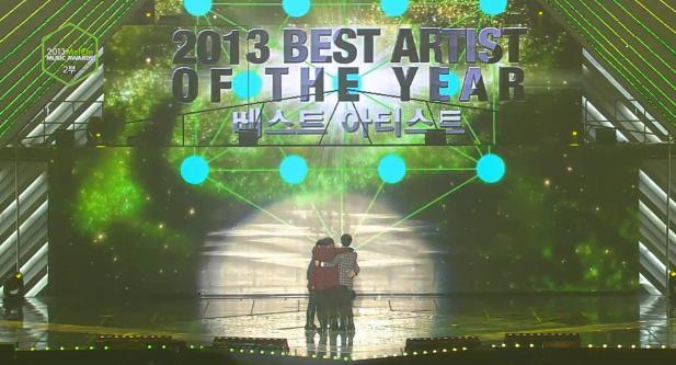 131114 MelOn Music Awards -