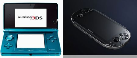 3DSとNGP