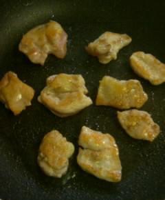 鶏照り焼きキャベツ丼5
