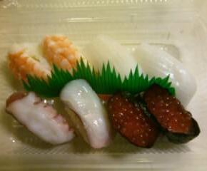 寿司サンドイッチ6