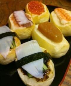寿司サンドイッチ18