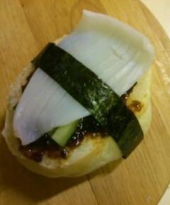 寿司サンドイッチ16