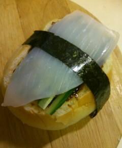 寿司サンドイッチ15