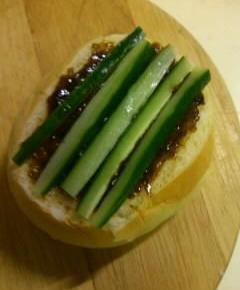寿司サンドイッチ14